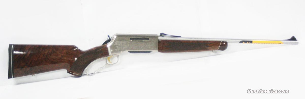 BROWNING BLR WHITE GOLD MEDALLION 308 WIN NEW IN BOX LIMITED PRODUCTION  Guns > Rifles > Browning Rifles > Lever Action