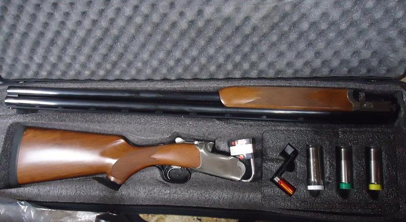 "RUGER RED LABEL ""NEW PRODUCTION"" #04192 STAINLESS RECEIVER 12GA 3"" 30"" WITH MOBIL CHOKE TUBES NEW IN BOX  Guns > Shotguns > Ruger Shotguns > Hunting"