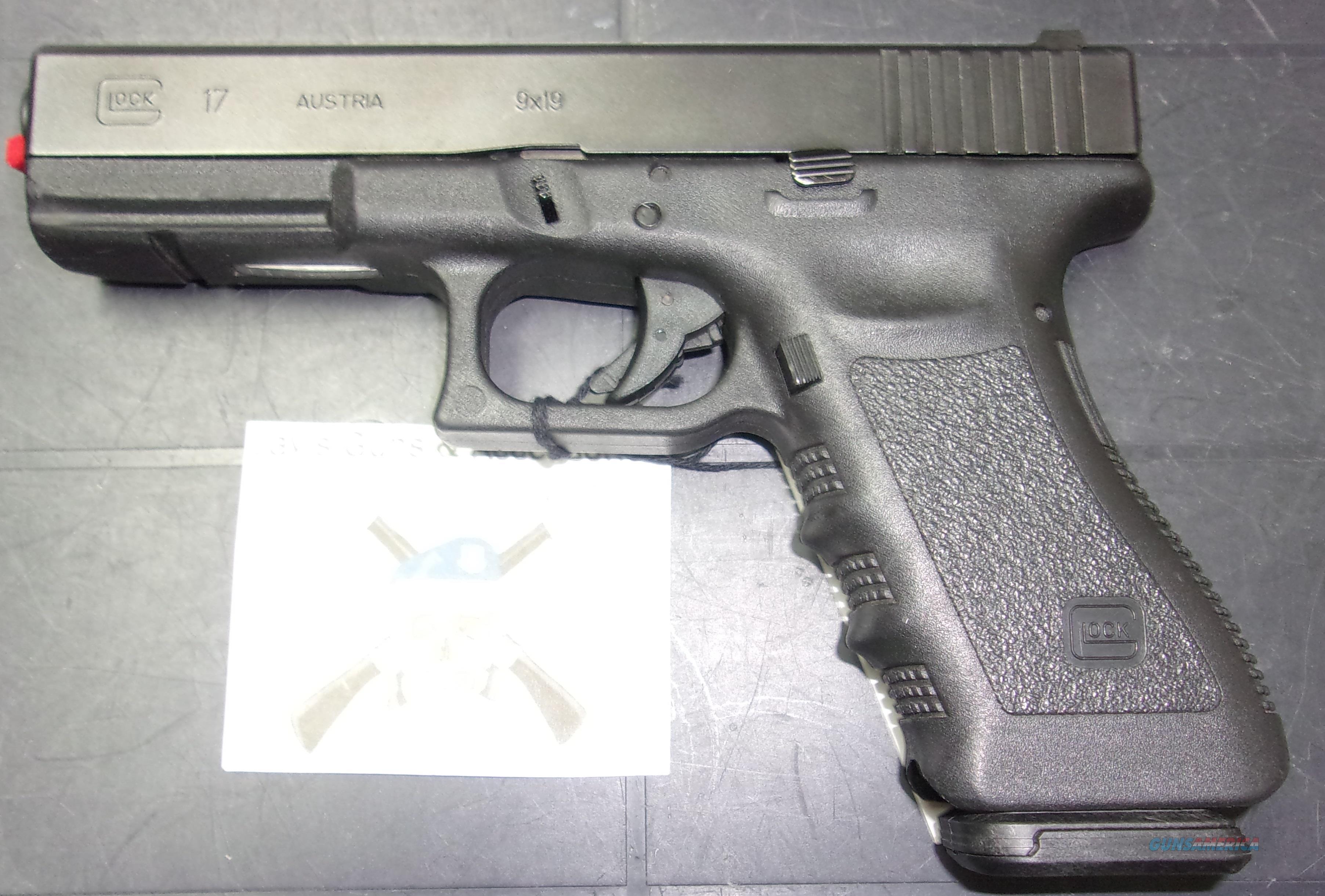 Glock 17  Guns > Pistols > Glock Pistols > 17