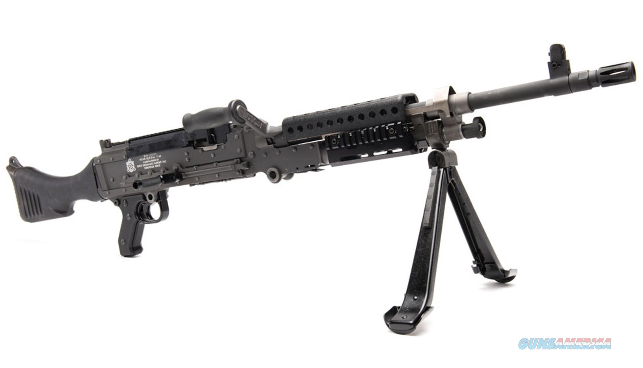 Ohio Ordnance Works M240-SLR (12976814-SLR)  Guns > Rifles > FNH - Fabrique Nationale (FN) Rifles > Semi-auto > Other