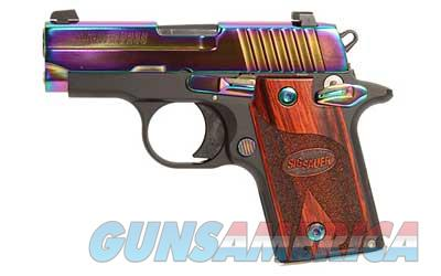Sig Sauer P238 (238-380-RBT) w/Rainbow Slide  Guns > Pistols > Sig - Sauer/Sigarms Pistols > Other