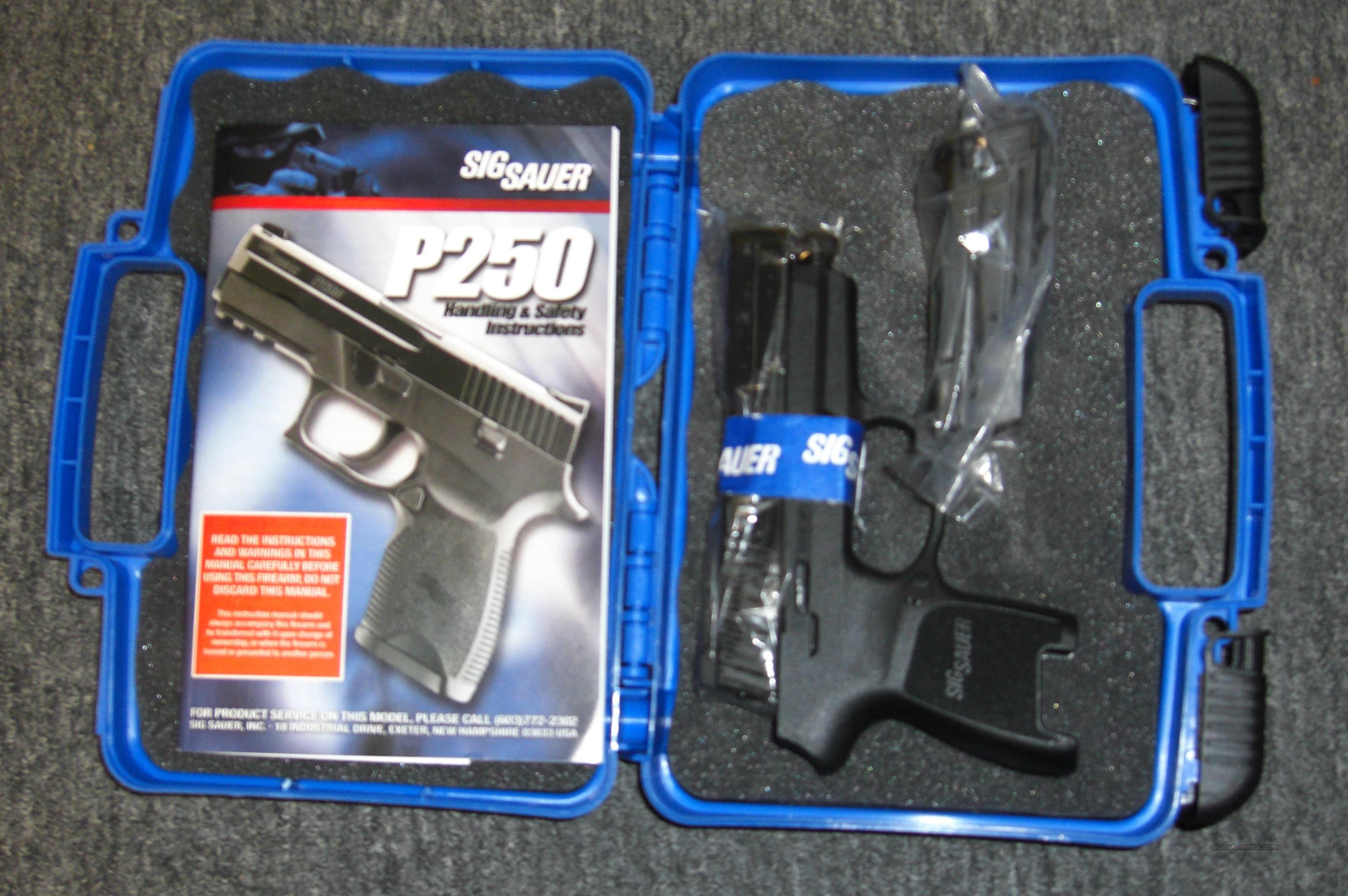 Sig P250 .40S&W Conversion Kit  Non-Guns > Barrels