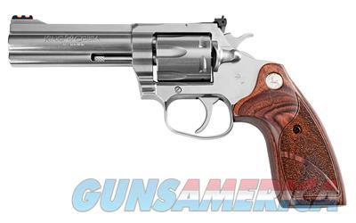 Colt King Cobra Target (KCOBRA-SB4TS)  Guns > Pistols > Colt Double Action Revolvers- Modern
