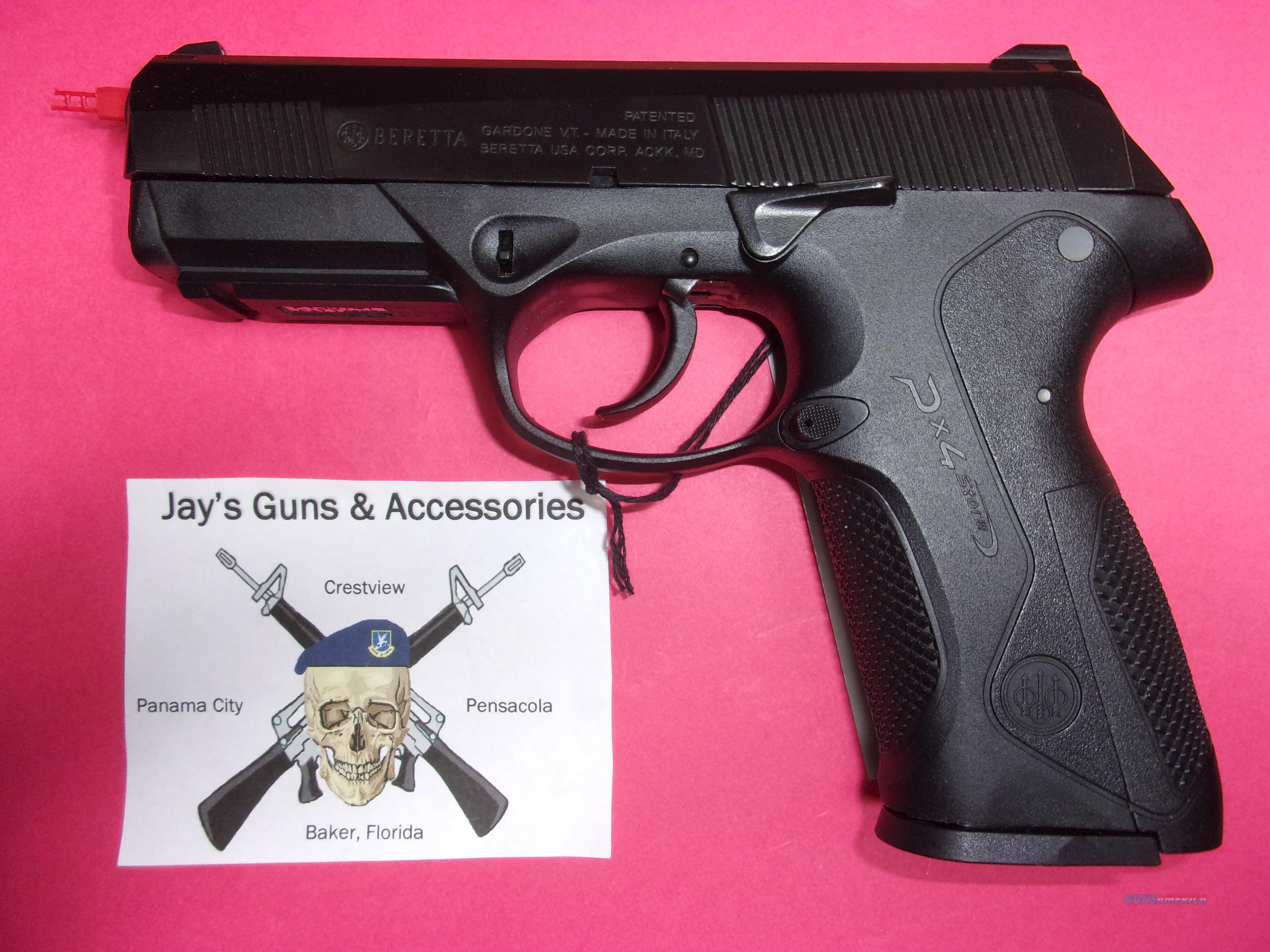 Beretta PX4 Storm  Guns > Pistols > Beretta Pistols > Polymer Frame