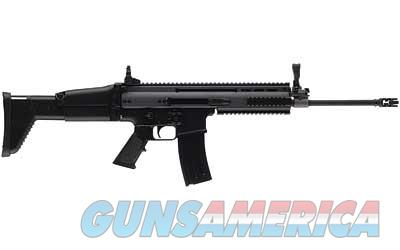 FNH SCAR 16S w/Black Finish  Guns > Rifles > FNH - Fabrique Nationale (FN) Rifles > Semi-auto > Other