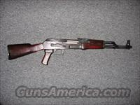 Polytech AK-47/S (preban, milled receiver)  Guns > Rifles > AK-47 Rifles (and copies) > Full Stock