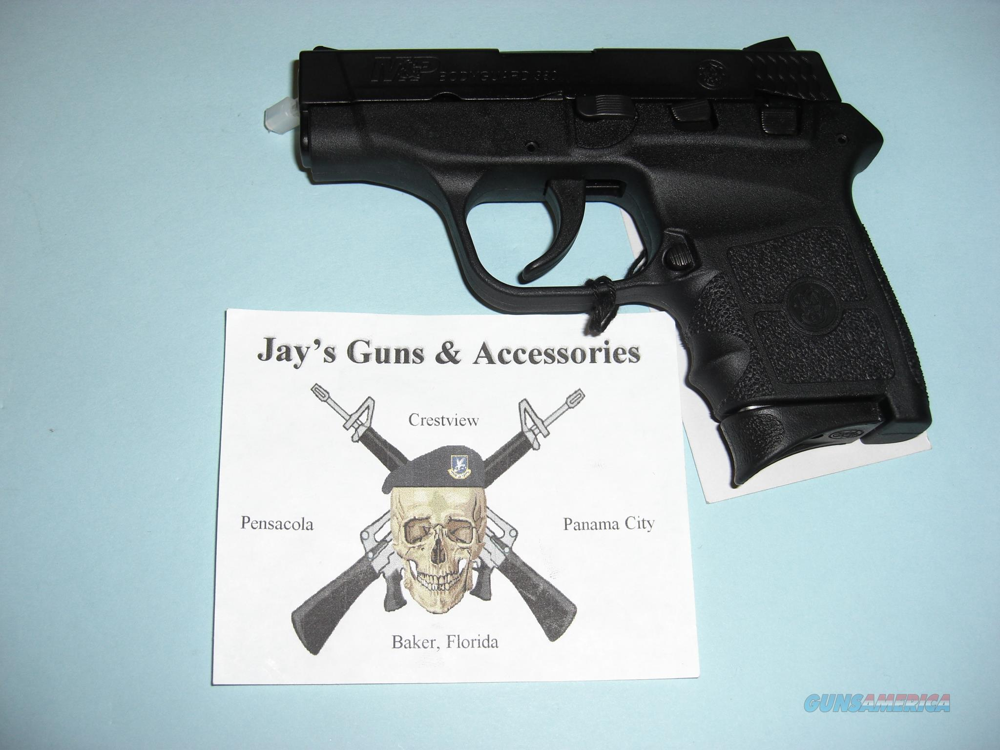 Smith & Wesson M&P Bodyguard 380 (109381)  Guns > Pistols > Smith & Wesson Pistols - Autos > Polymer Frame