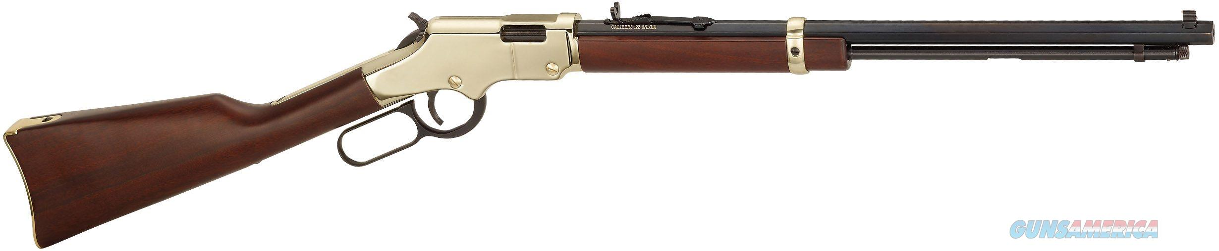 Henry H004 Golden Boy  Guns > Rifles > Henry Rifle Company
