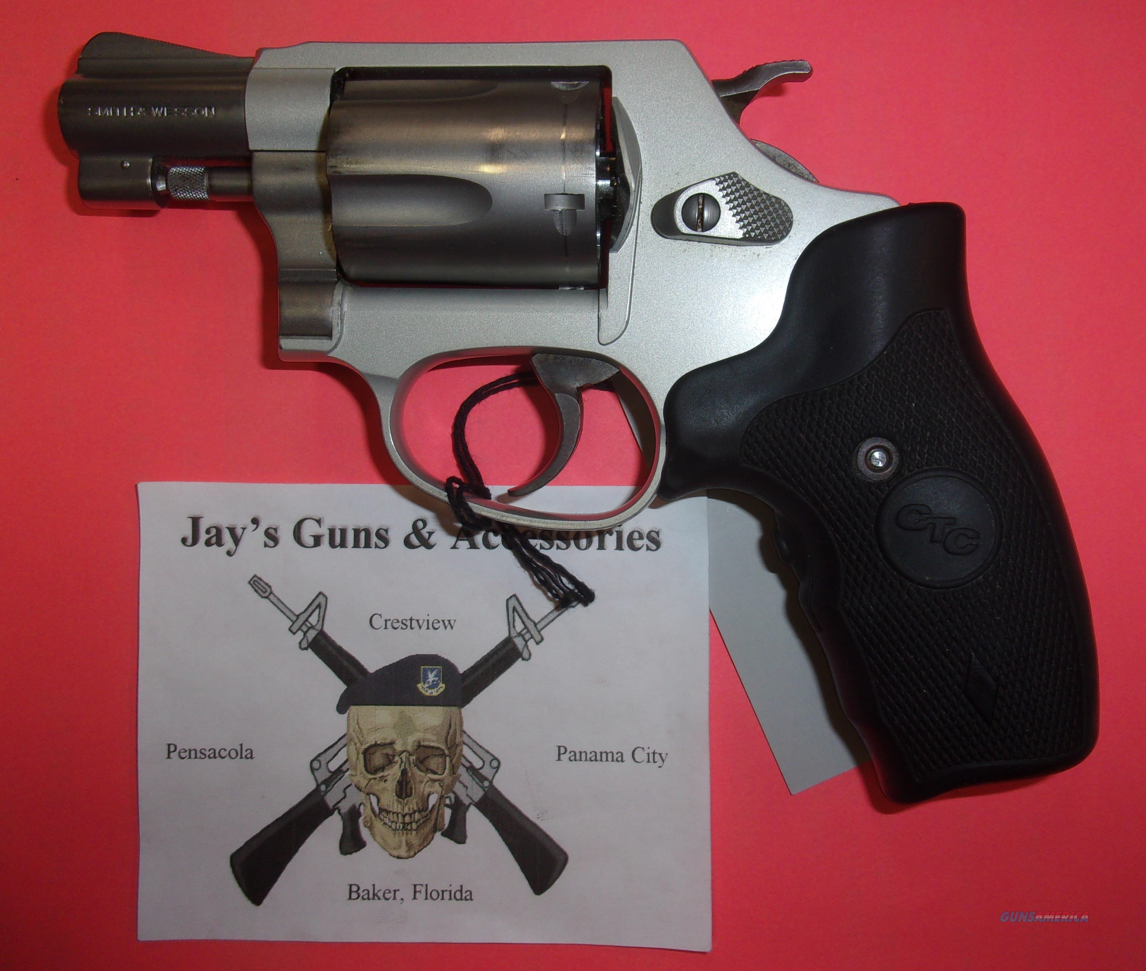 Smith & Wesson 637-1 w/Laser  Guns > Pistols > Smith & Wesson Revolvers > Pocket Pistols