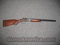 Intrac Firearms Coach 12  Guns > Shotguns > IJ Misc Shotguns