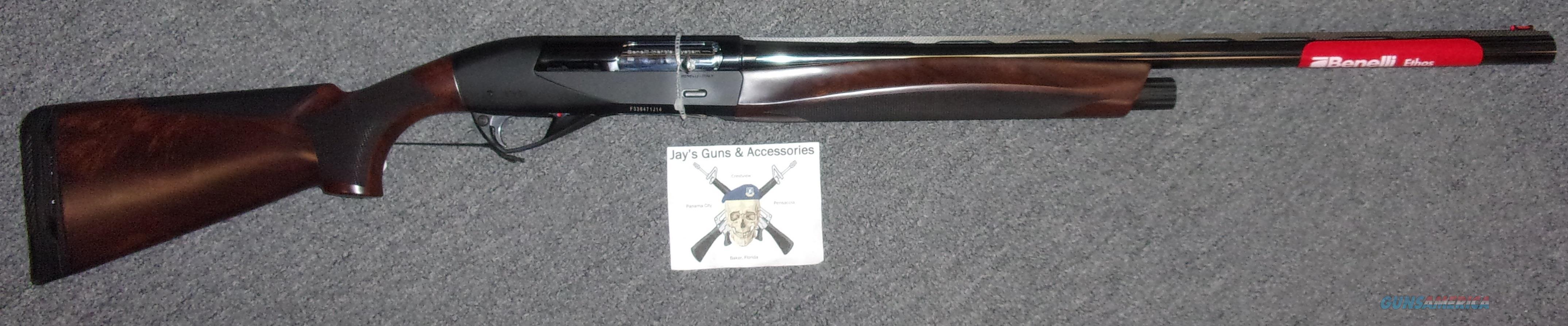 Benelli Ethos (10451)  Guns > Shotguns > Benelli Shotguns > Sporting