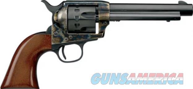 Uberti 1873 Cattleman Steel (356187)  Guns > Pistols > Uberti Pistols > Ctg.