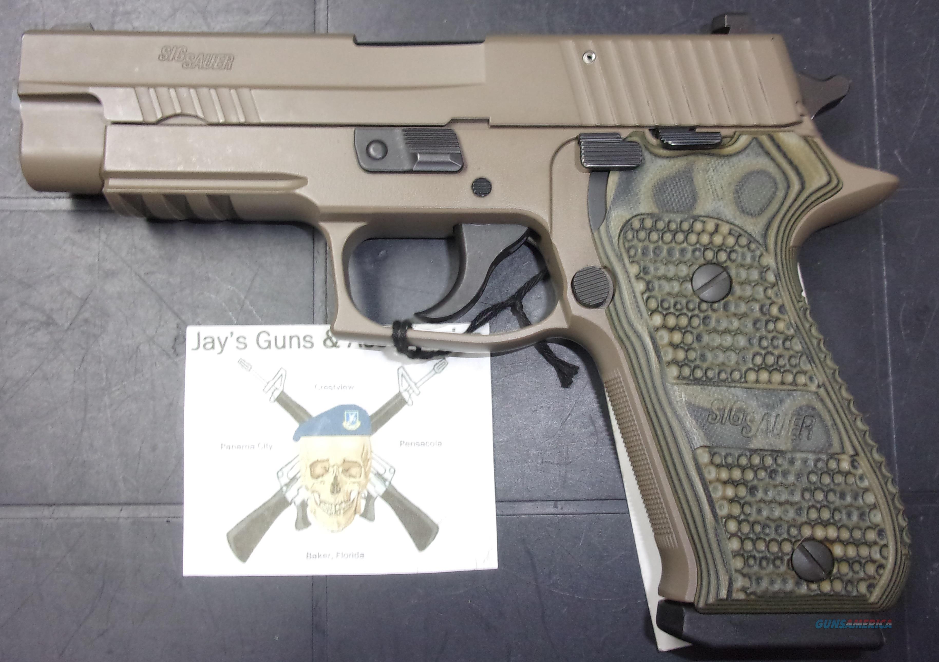 Sig Sauer P220 Scorpion Elite (220R-45-SCPN)  Guns > Pistols > Sig - Sauer/Sigarms Pistols > P220