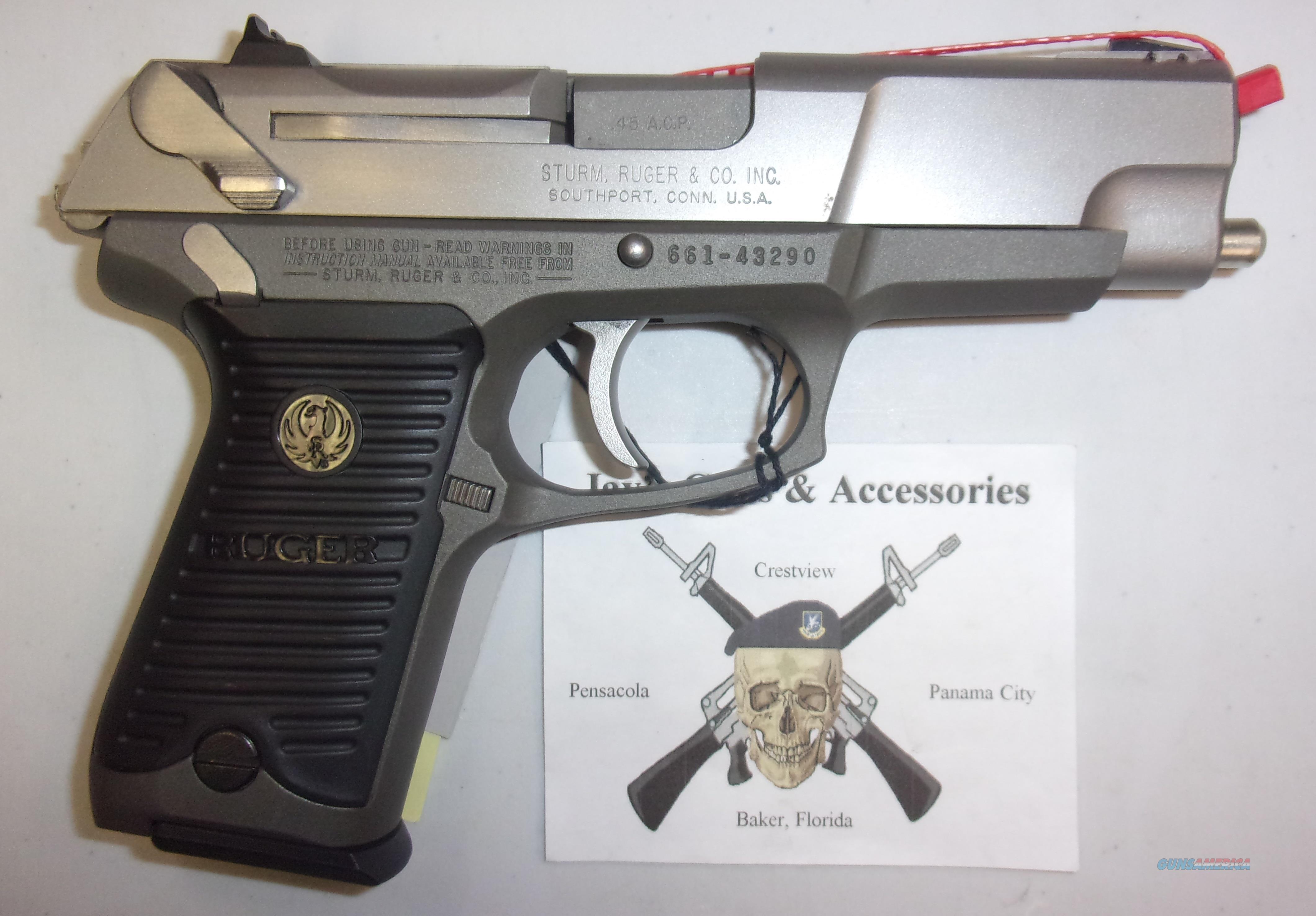 Ruger P90  Guns > Pistols > Ruger Semi-Auto Pistols > P-Series
