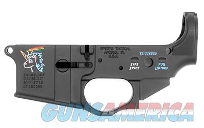 Spike's Tactical ST15 Snowflake (STLS030-CE) Lower  Guns > Rifles > Spikes Tactical Rifles