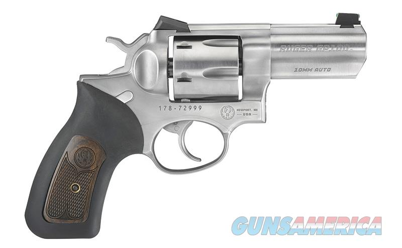 Ruger GP-100 Wiley Clapp (01780)  Guns > Pistols > Ruger Double Action Revolver > GP100