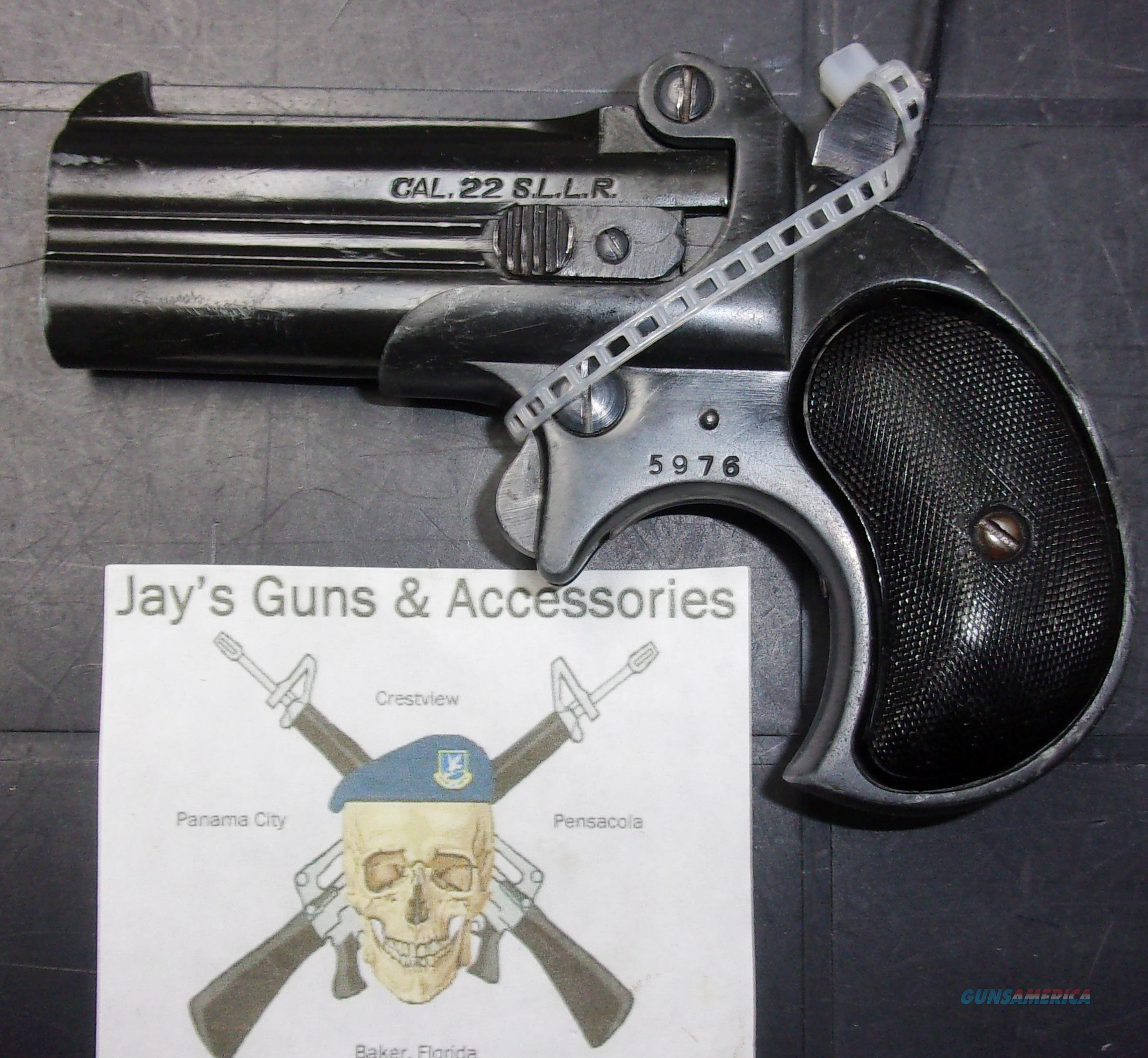 Derringer Corp. Derringer  Guns > Pistols > Derringer Modern
