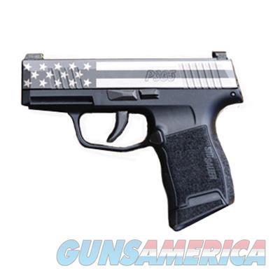 Sig Sauer P365 Freedom Exclusive (SIG365-9-BXR3FREEDOM)  Guns > Pistols > Sig - Sauer/Sigarms Pistols > P365