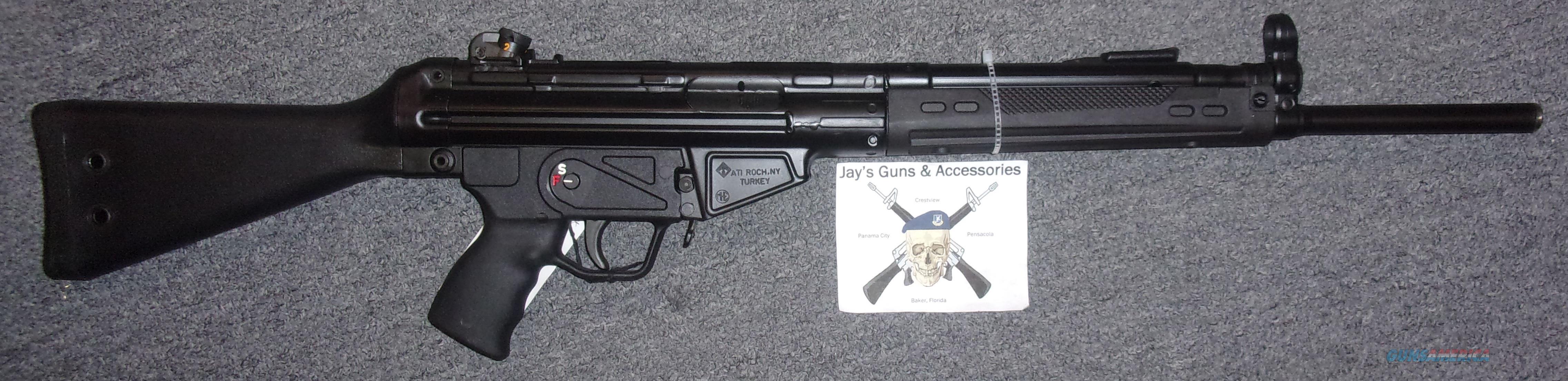 ATI MKE AT-43  Guns > Rifles > American Tactical Imports Rifles