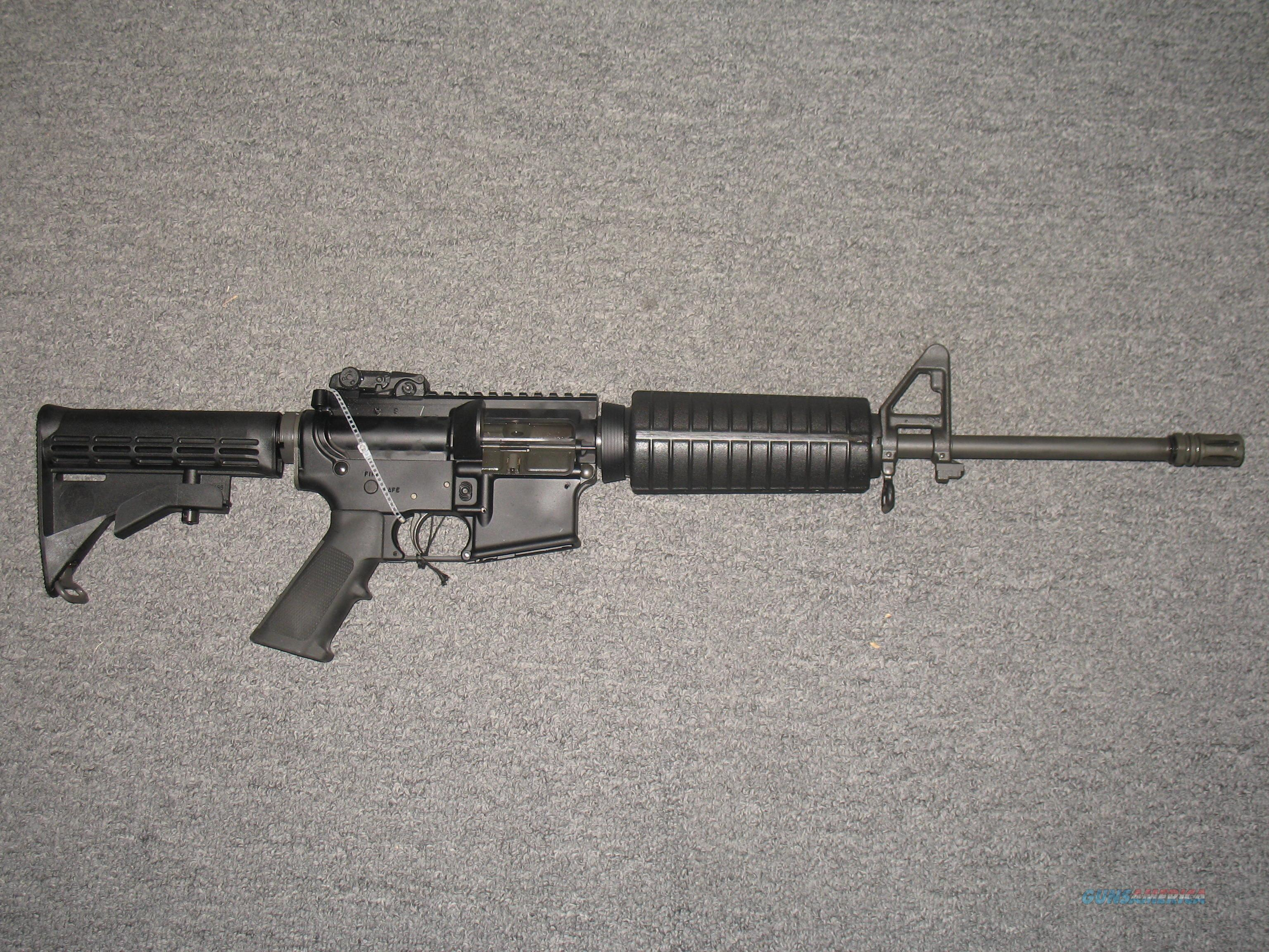 Colt AR-15 9mm (AR6951)  Guns > Rifles > Colt Military/Tactical Rifles