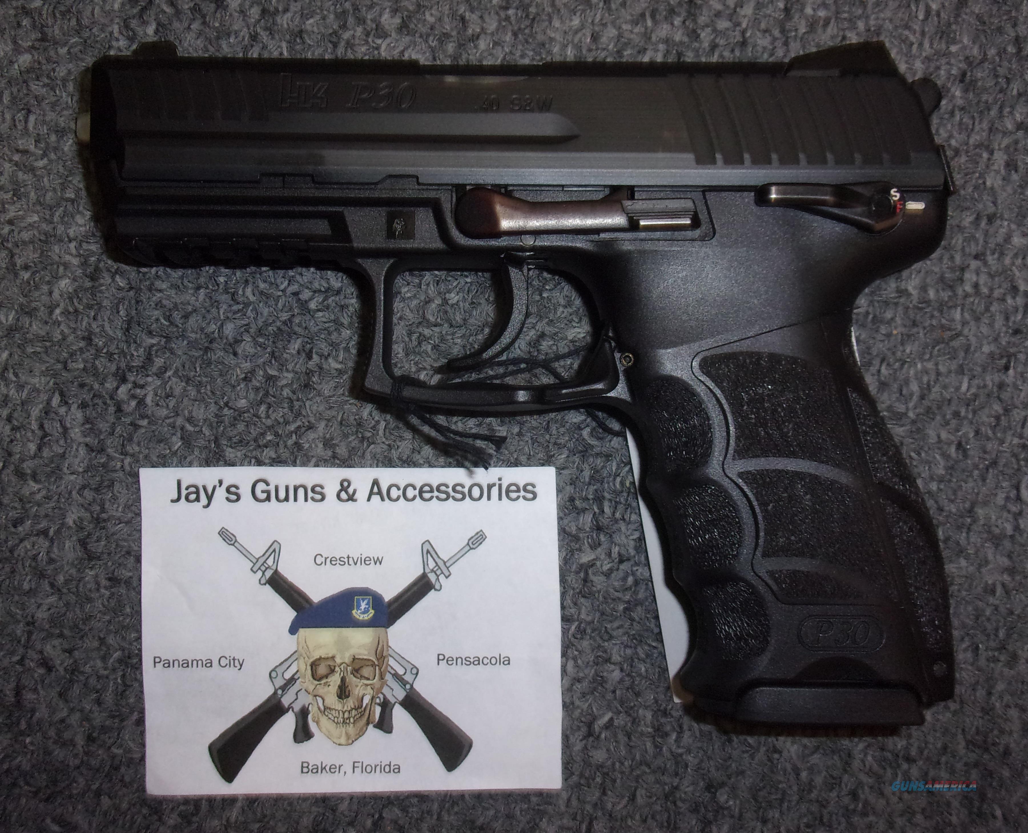 Heckler & Koch P30 V3  Guns > Pistols > Heckler & Koch Pistols > Polymer Frame