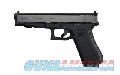 Glock 34 Gen 5 MOS  Guns > Pistols > Glock Pistols > 34