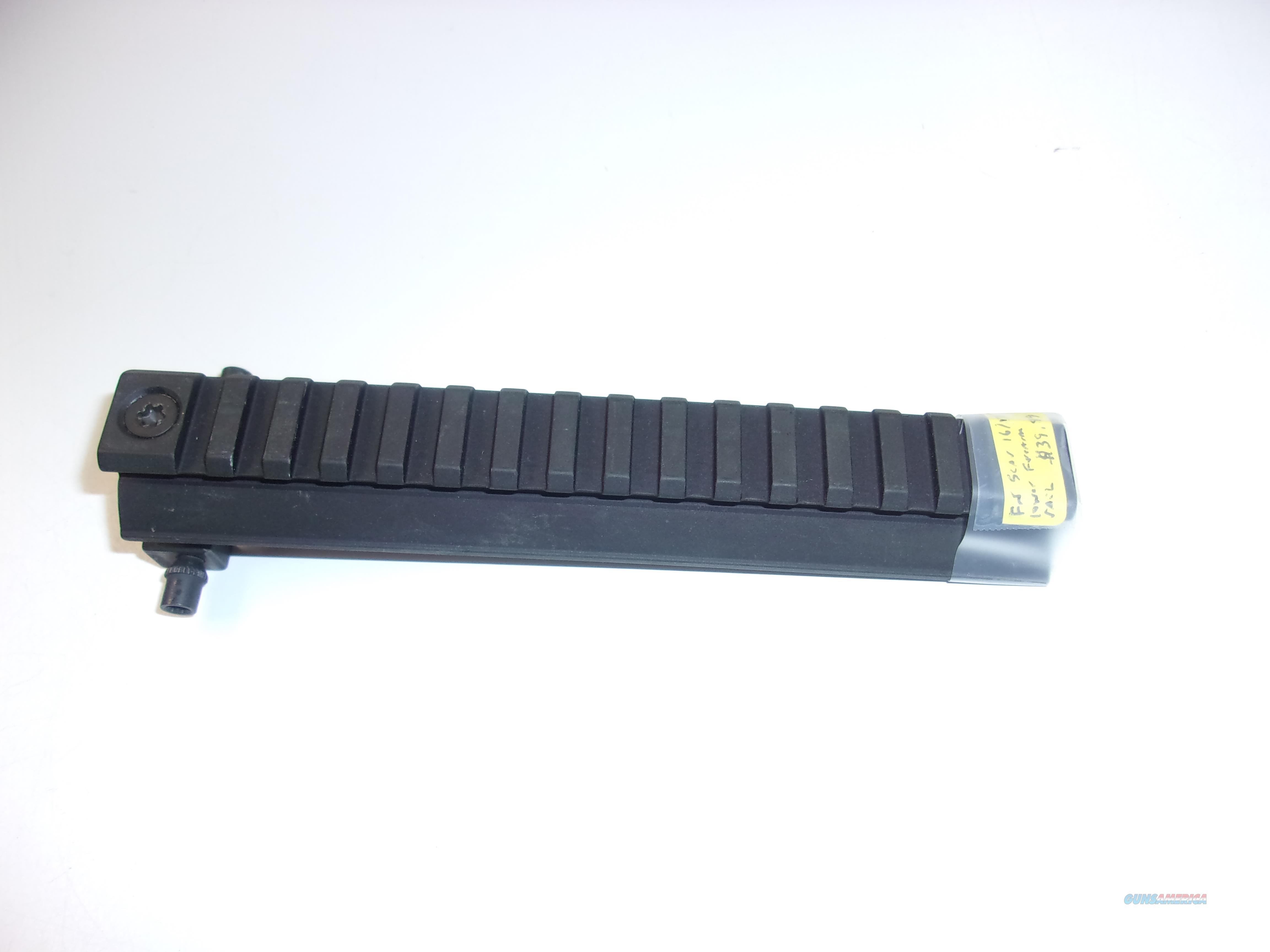 FN SCAR 16/17 Lower Forearm Rail  Non-Guns > Gun Parts > Tactical Rails (Non-AR)