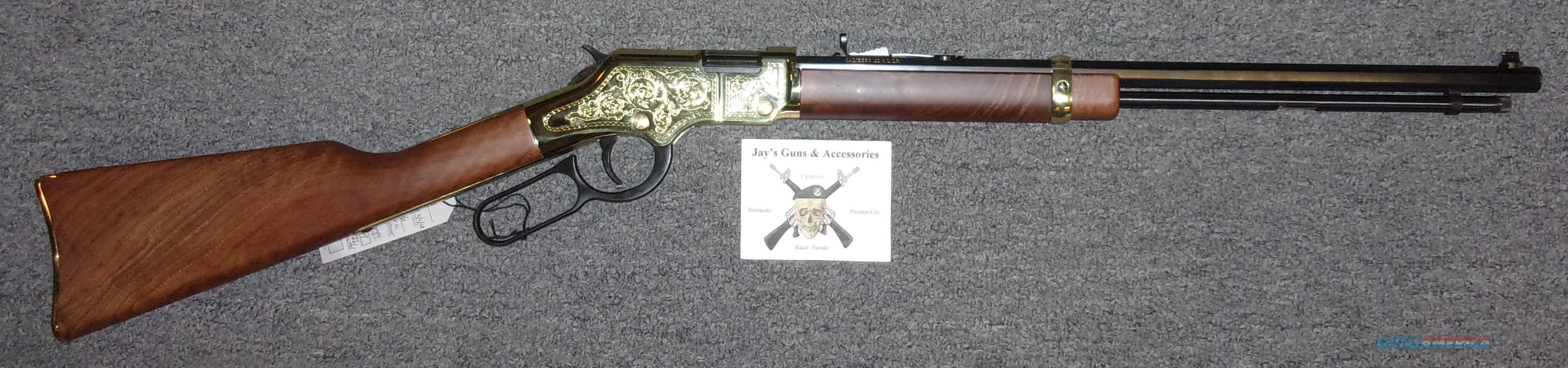 Henry H004 Golden Boy  Guns > Rifles > Henry Rifle Company