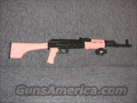 I.O. Inc.  AK-47C  w/pink furniture  AK-47 Rifles (and copies) > Full Stock