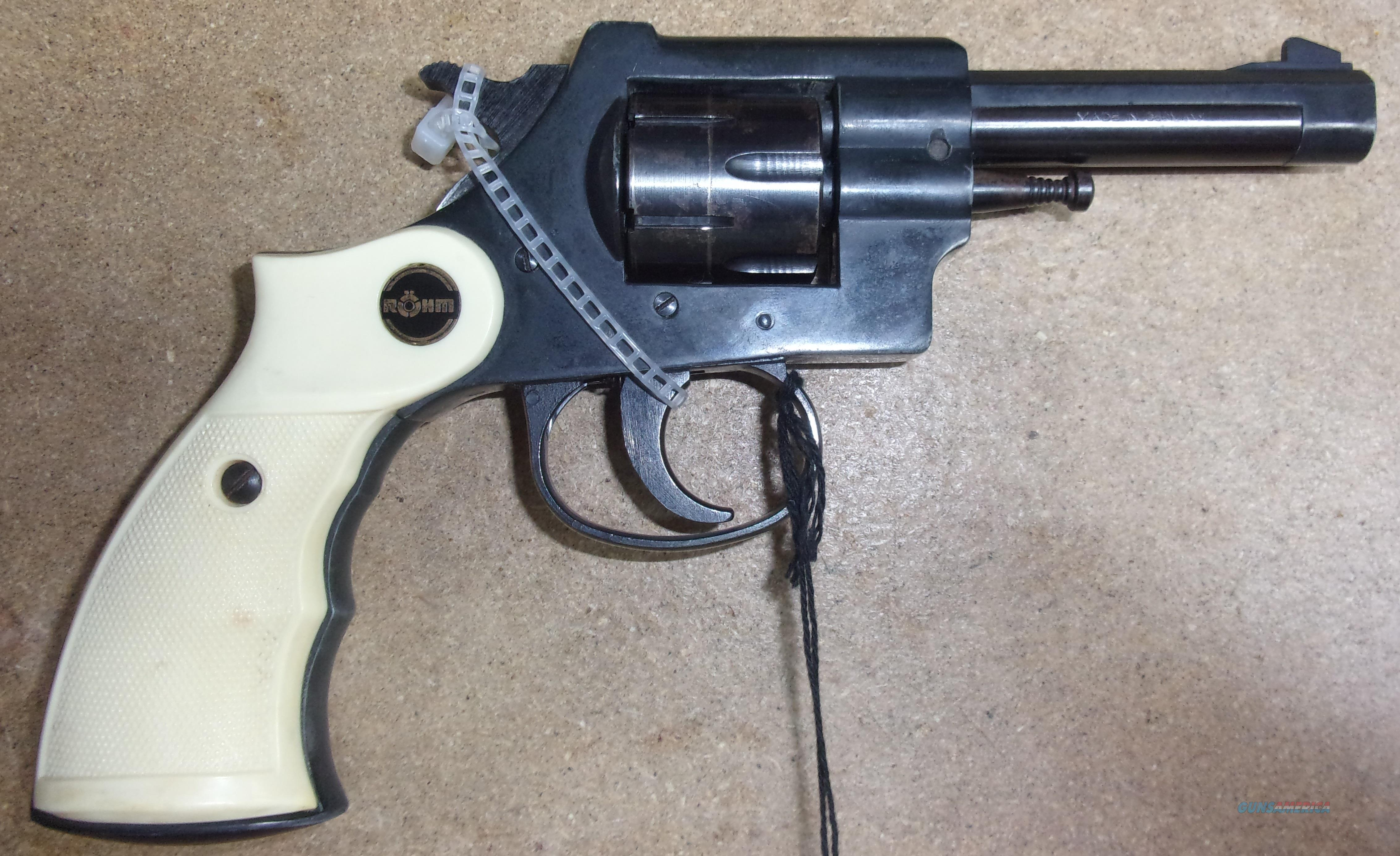 Rohm RG24  Guns > Pistols > R Misc Pistols
