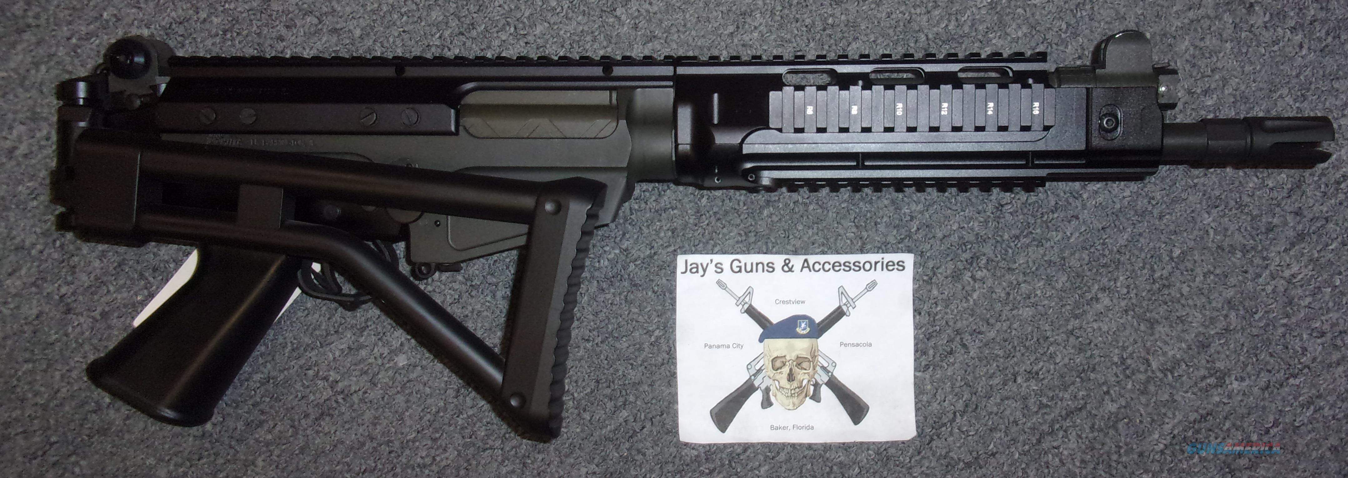 DSA SA58OSW Short Barreled Rifle  Guns > Rifles > Class 3 Rifles > Class 3 Any Other Weapon