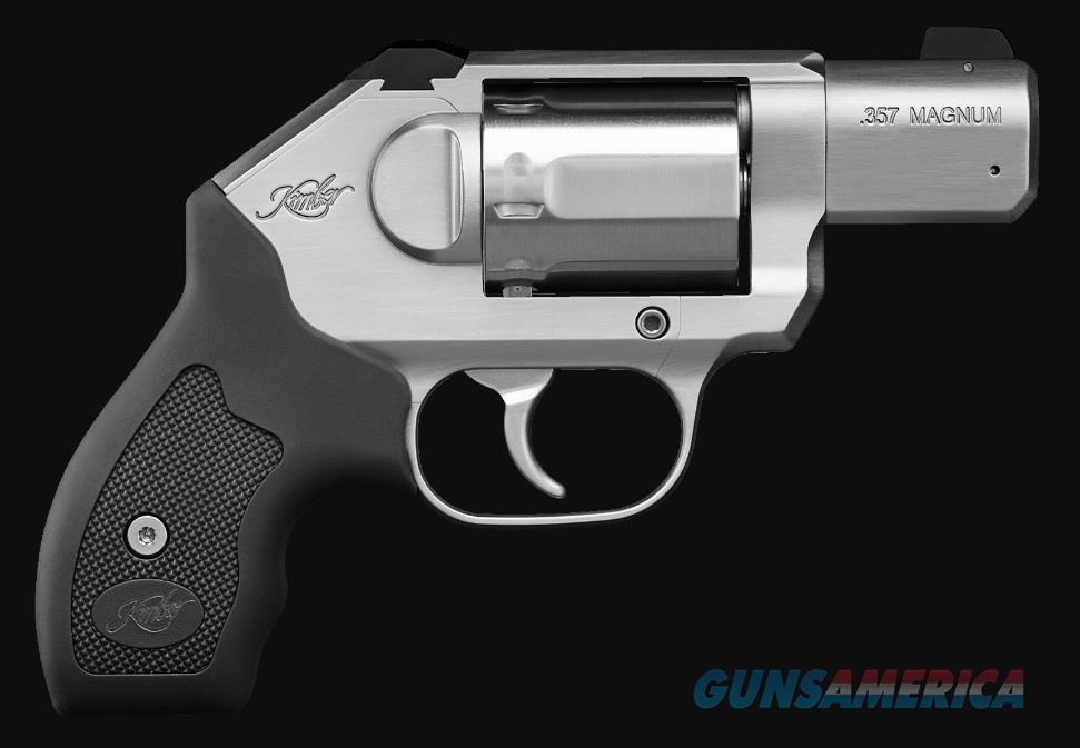 Kimber K6S Stainless (3400010)  Guns > Pistols > Kimber of America Pistols > Revolvers
