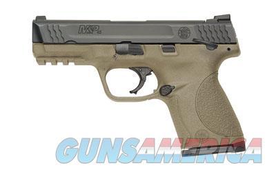 Smith & Wesson M&P45C (109158) w/FDE Frame  Guns > Pistols > Smith & Wesson Pistols - Autos > Polymer Frame