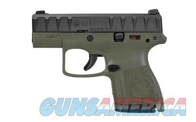Beretta APX Carry (JAXN92007) w/OD Green Frame  Guns > Pistols > Beretta Pistols > Polymer Frame