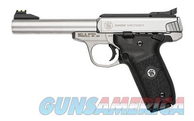 Smith & Wesson SW22 Victory (108490)  Guns > Pistols > Smith & Wesson Pistols - Autos > .22 Autos