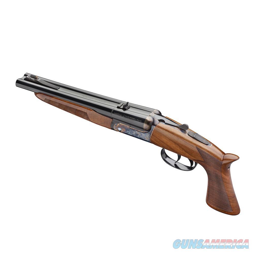 Davide Pedersoli/IFG-NA Howdah  Guns > Shotguns > Ithaca Shotguns > SxS