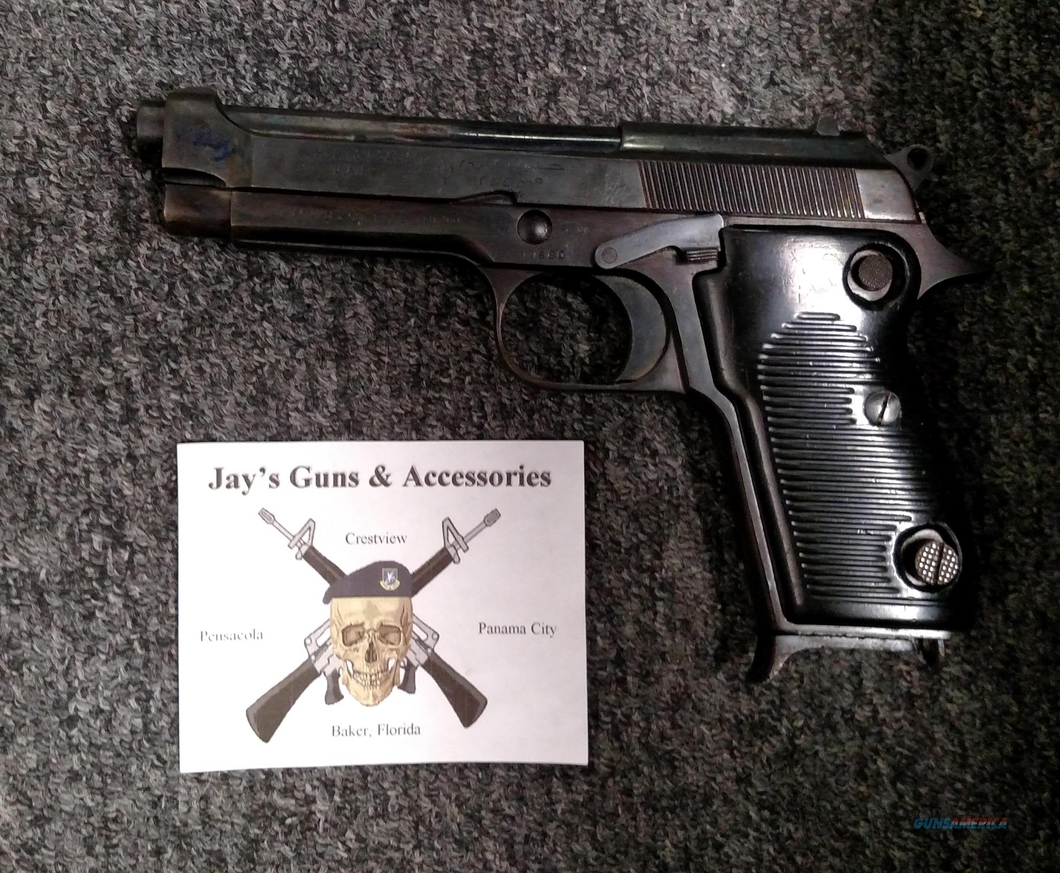 Egyptian / Navy Arms Helwan (9mm)  Guns > Pistols > Navy Arms Pistols