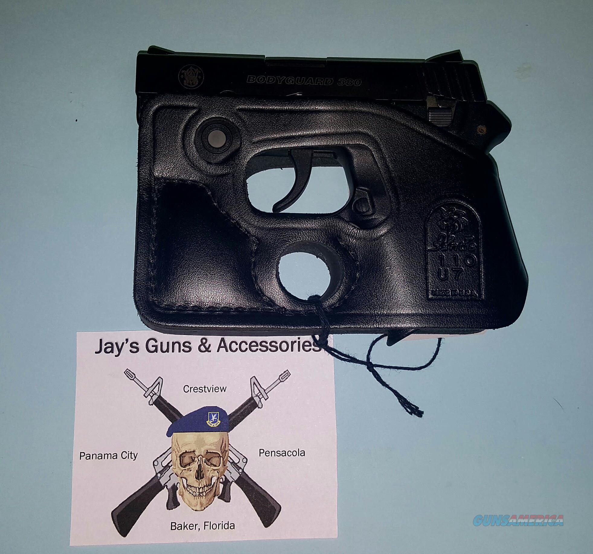 Smith & Wesson Bodyguard w/Wallet Holster  Guns > Pistols > Smith & Wesson Pistols - Autos > Polymer Frame