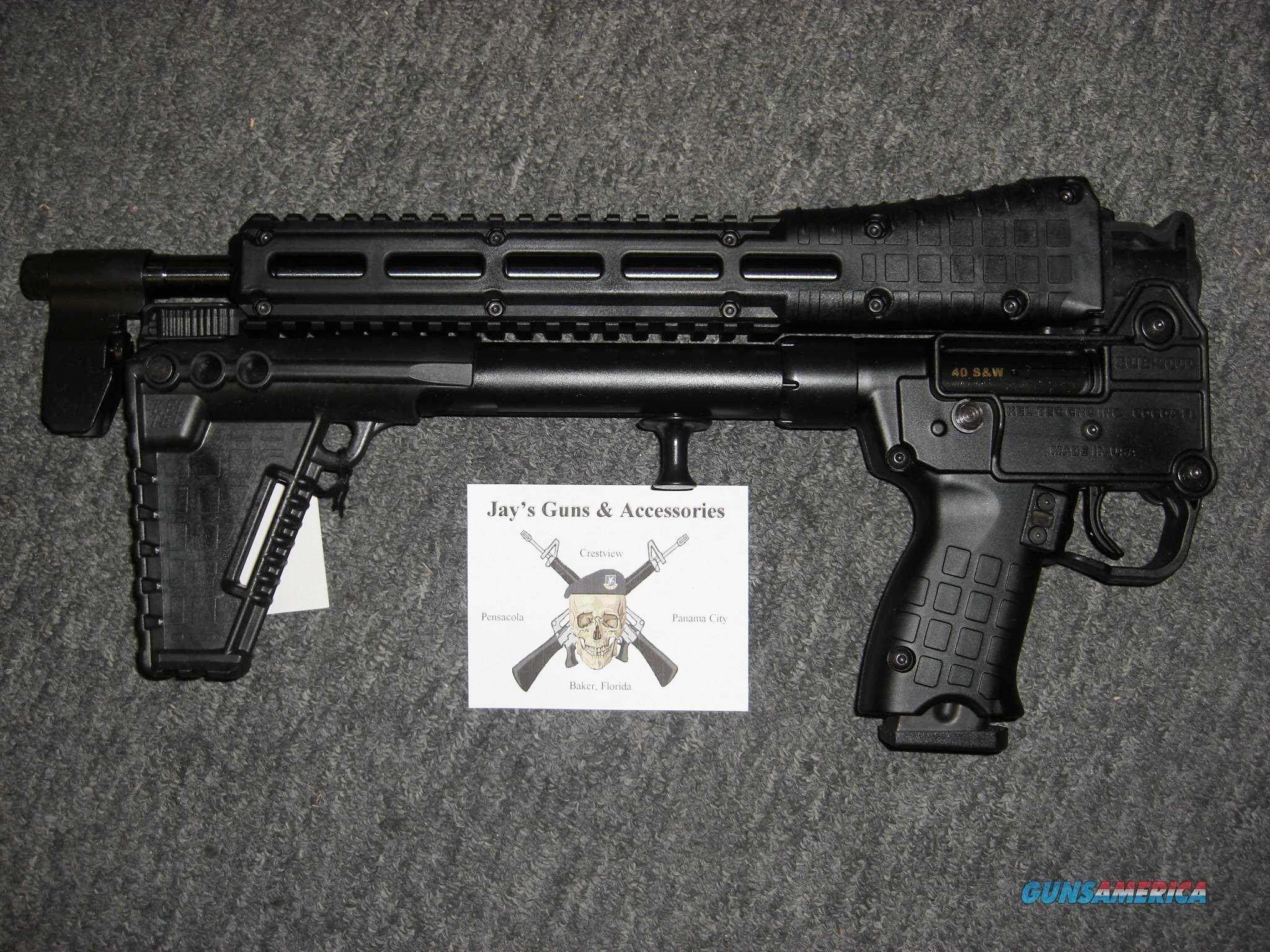 Kel-Tec Sub-2000 Gen 2 Uses Beretta 96 Mags  Guns > Rifles > Kel-Tec Rifles