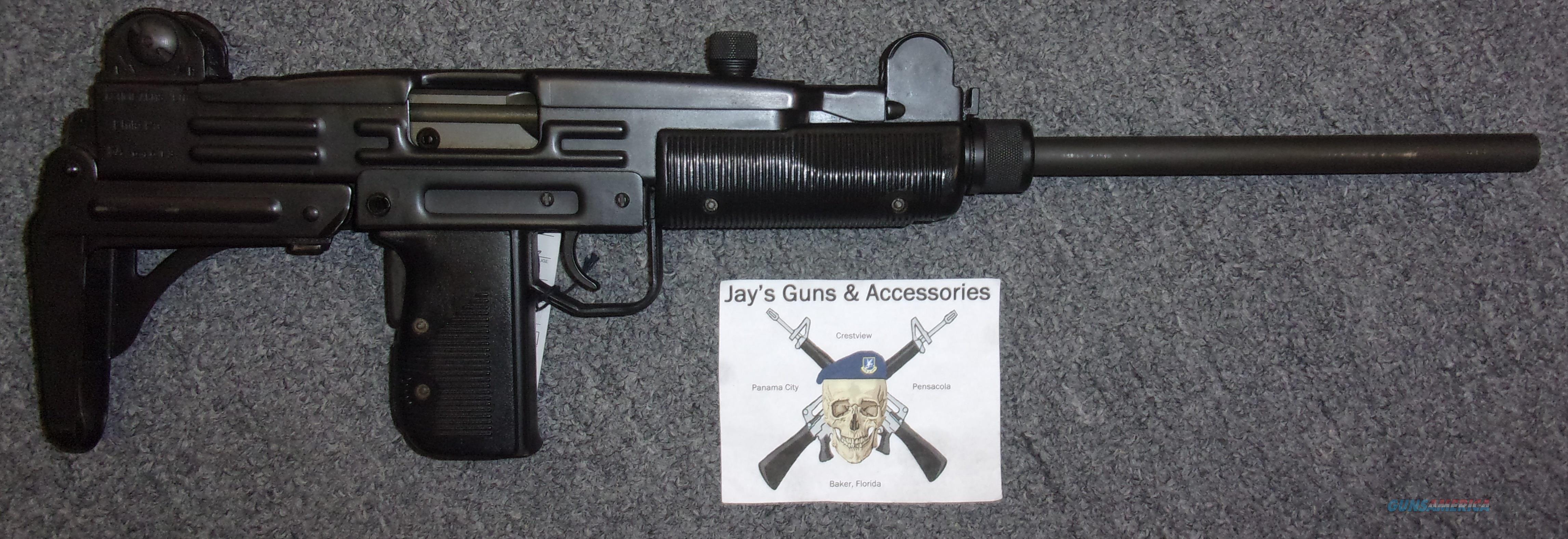 IMI/Action Arms LTD Uzi B Model (Pre-Ban)  Guns > Rifles > IMI Rifles