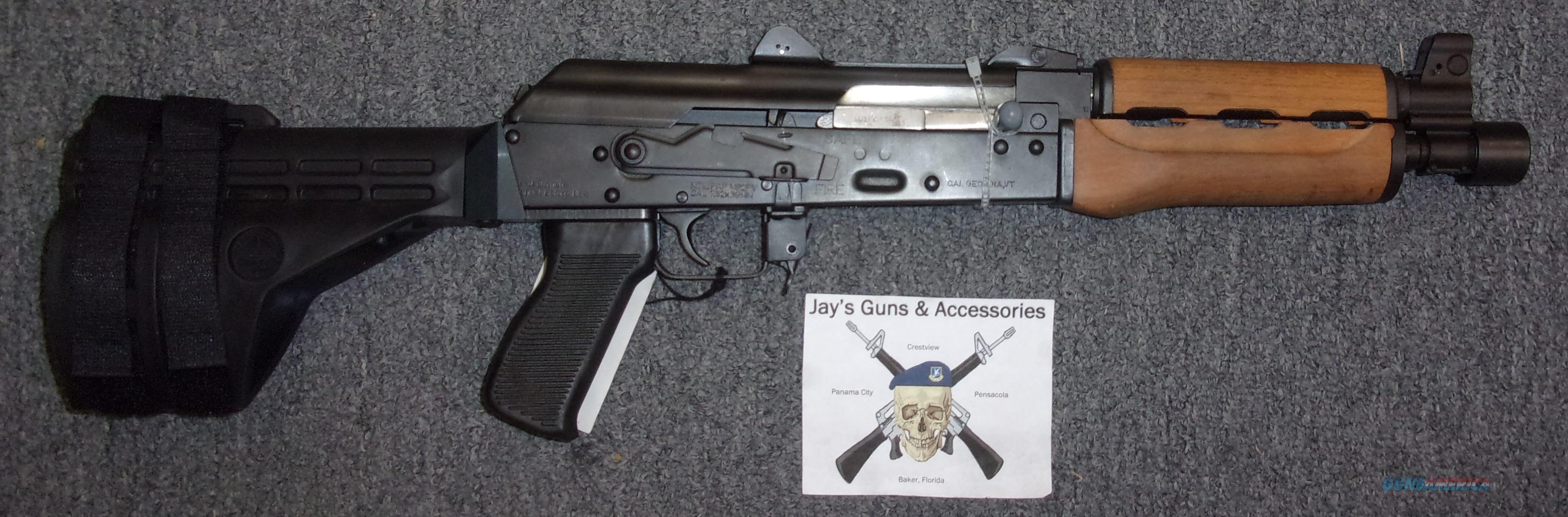 Zastava/CAI PAP M92PV  Guns > Pistols > Zastava Arms
