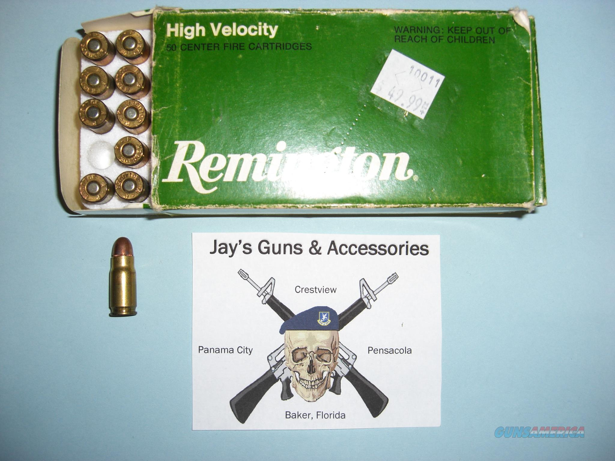 Remington .30 Luger Ammo  Non-Guns > Ammunition
