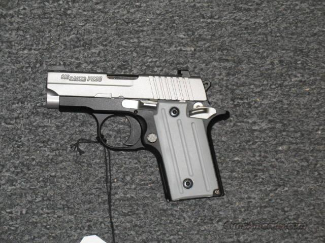 P238 w/night sights, 3 mags  Guns > Pistols > Sig - Sauer/Sigarms Pistols > Other