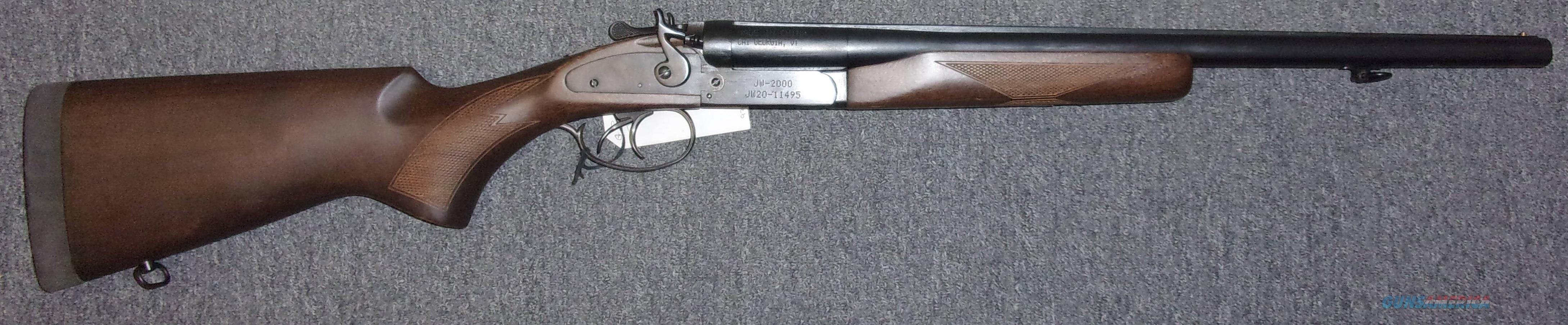 Zhongzhou/C.A.I. JW-2000  Guns > Shotguns > Century International Arms - Shotguns > Shotguns