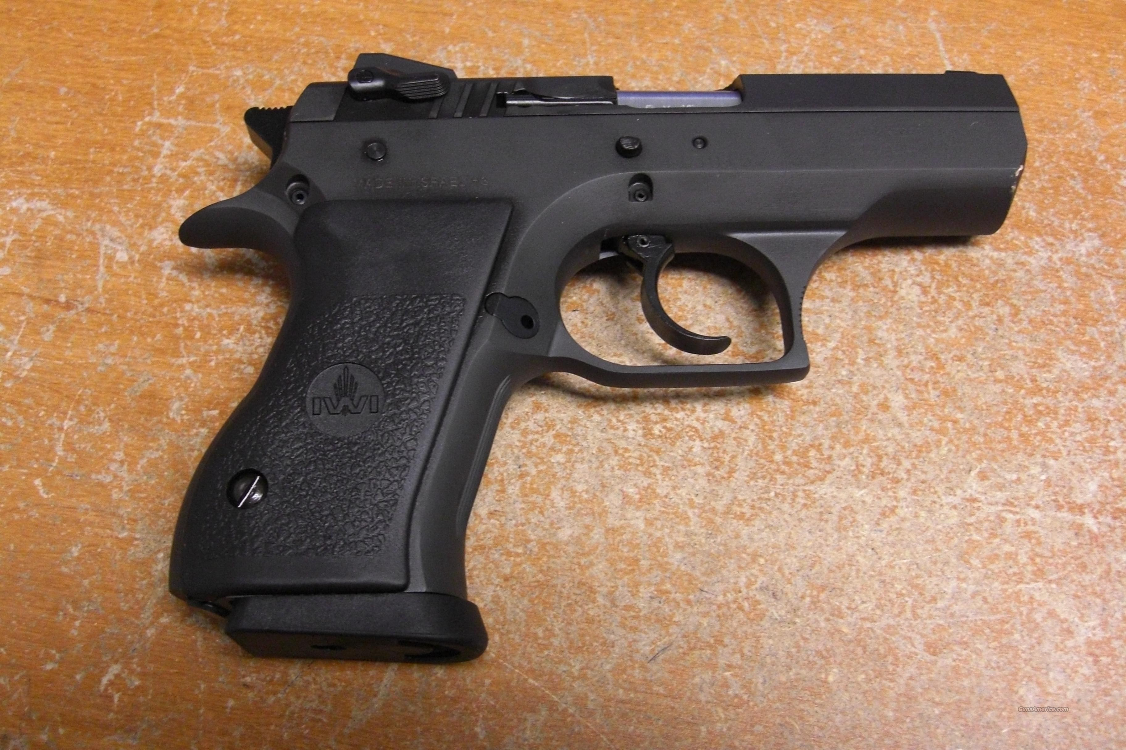 Baby Eagle II  9mm w/2 12 rd. mags  Guns > Pistols > Magnum Research Pistols
