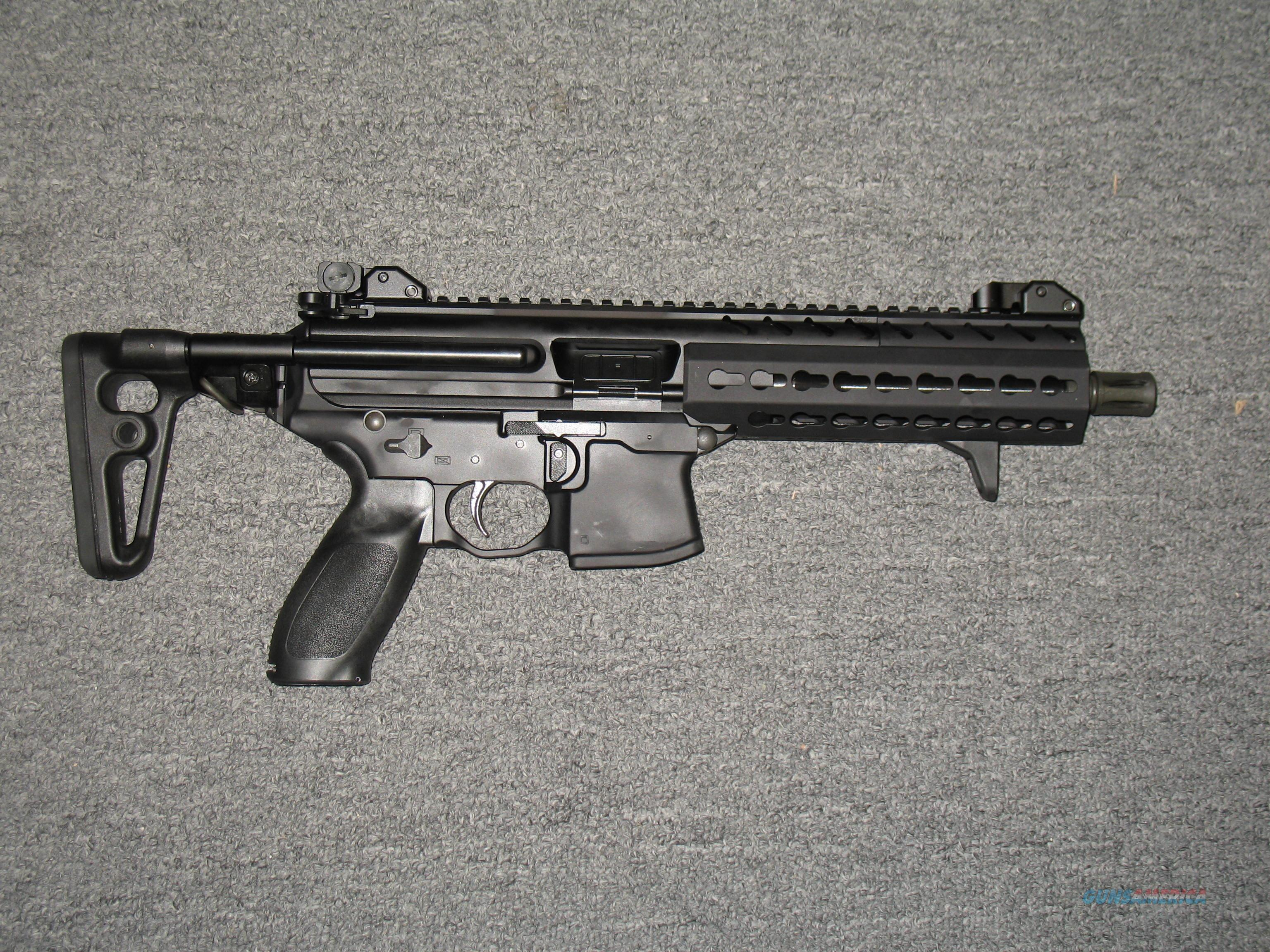 Sig Sauer MPX Short barreled rifle (Class III) Key Mod fore arm  Guns > Rifles > Sig - Sauer/Sigarms Rifles
