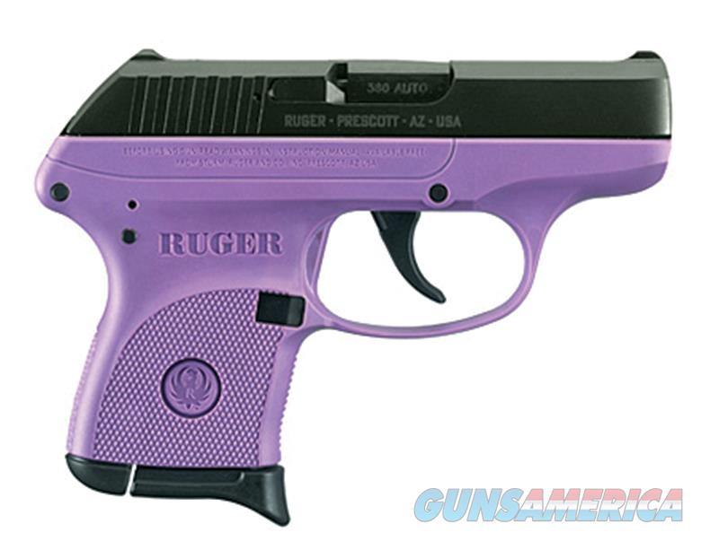 Ruger LCP (03725) w/Purple Frame  Guns > Pistols > Ruger Semi-Auto Pistols > LCP