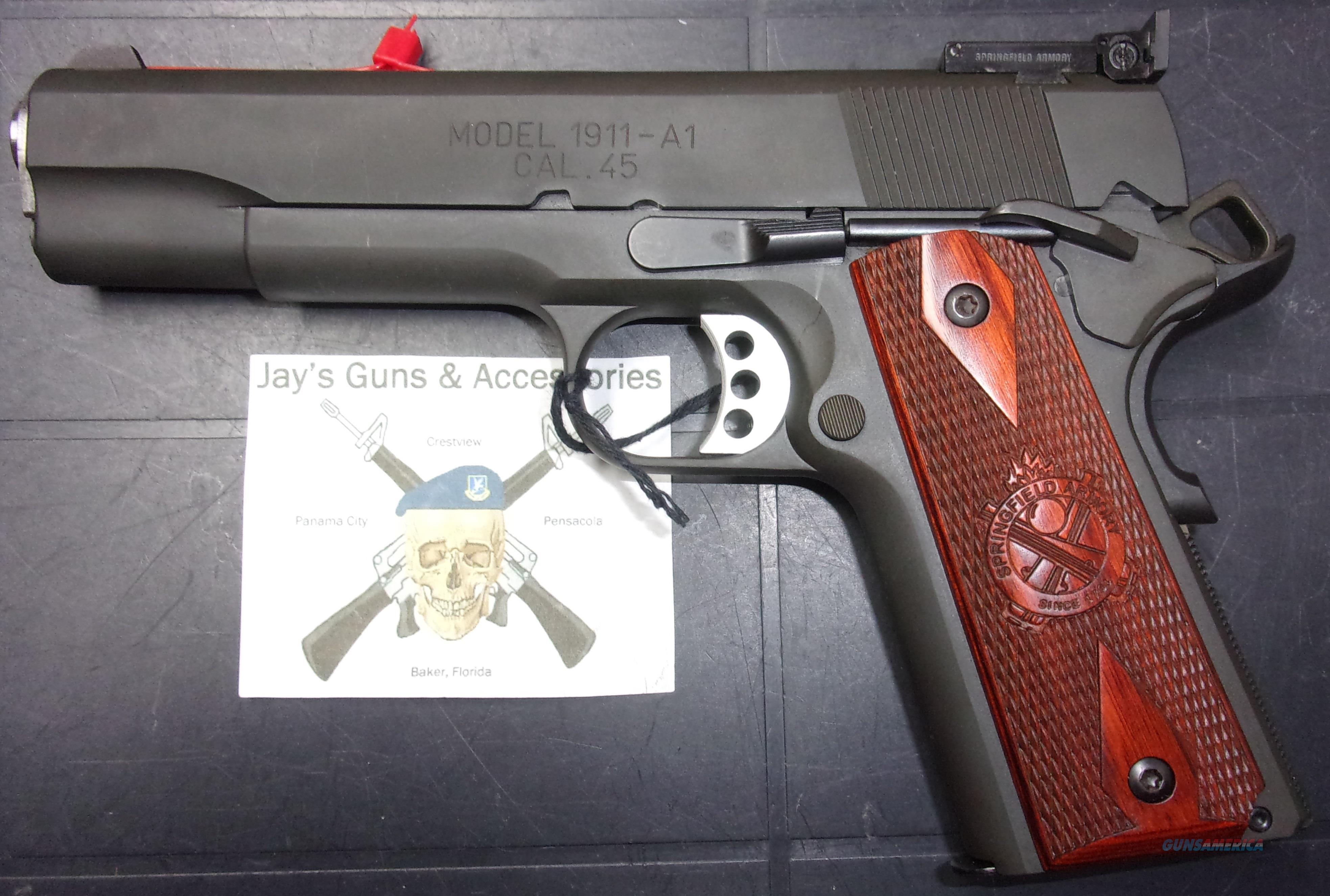 Springfield Armory 1911 Range Officer (PI9128LP)  Guns > Pistols > Springfield Armory Pistols > 1911 Type