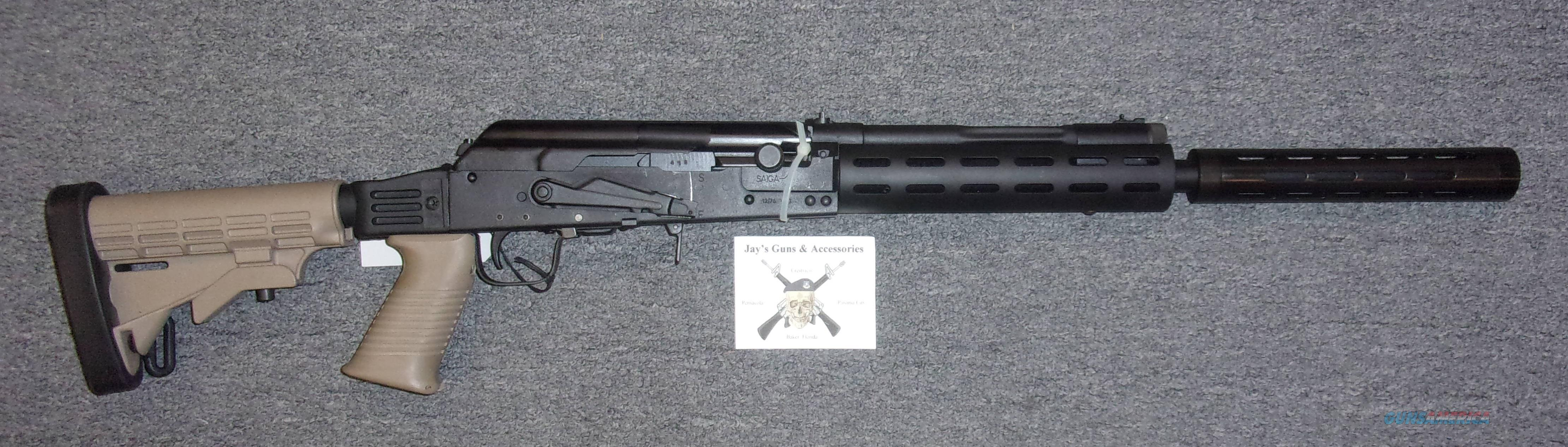 Russian/Arsenal Saiga 12  Guns > Shotguns > Saiga Shotguns > Shotguns