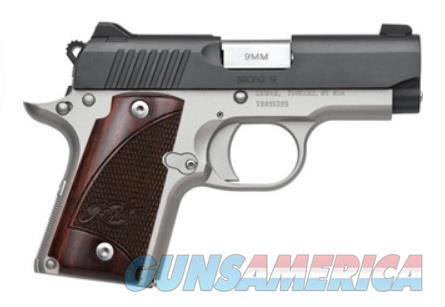 Kimber Micro 9 (3300099)  Guns > Pistols > Kimber of America Pistols > Micro 9